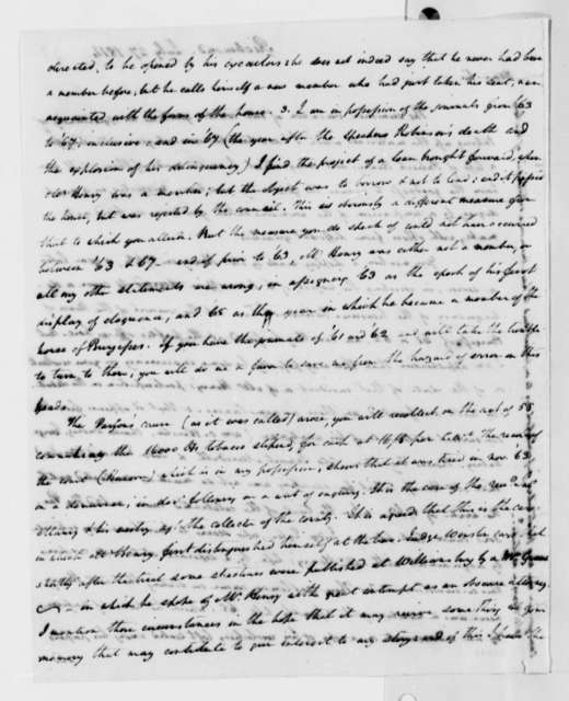 William Wirt to Thomas Jefferson, July 27, 1814, with Copy of Patrick Henry's Resolutions