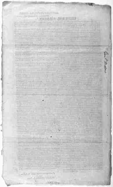 Adjutant General's office, Richmond, February 6th, 1815. General orders.