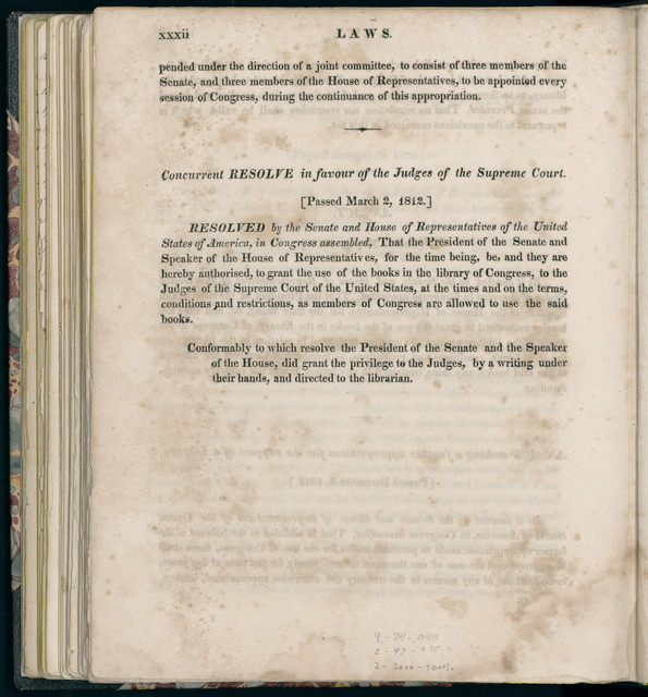 Catalogue of the Library of the United States : to which is annexed, a copious index, alphabetically arranged.