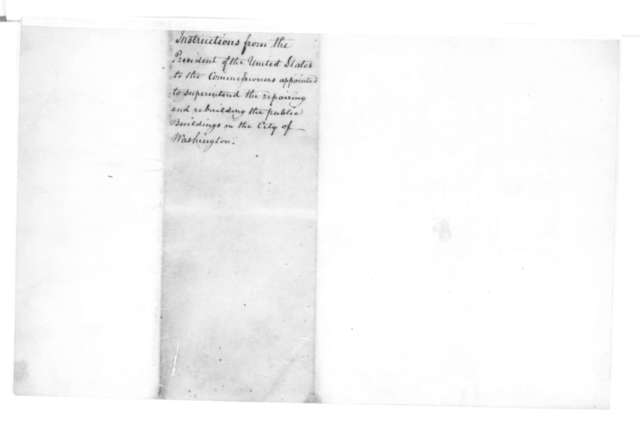 James Madison to John P. Van Ness, March 10, 1815. Also addressed to Richard B. Lee, Tench Ringgold.
