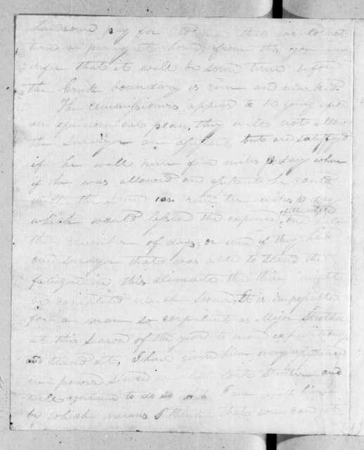 John Donelson to Robert Hays, August 5, 1815