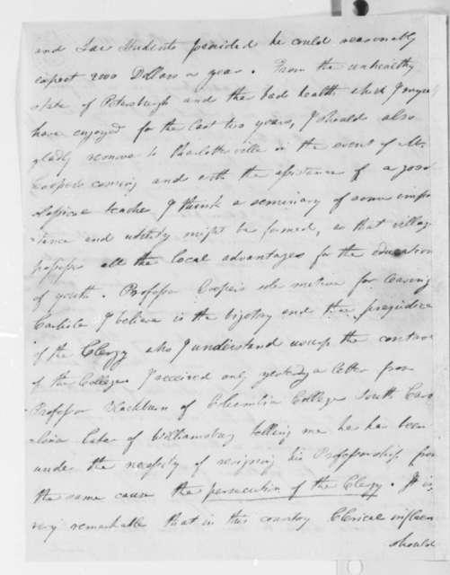 John Wood to Thomas Jefferson, July 18, 1815