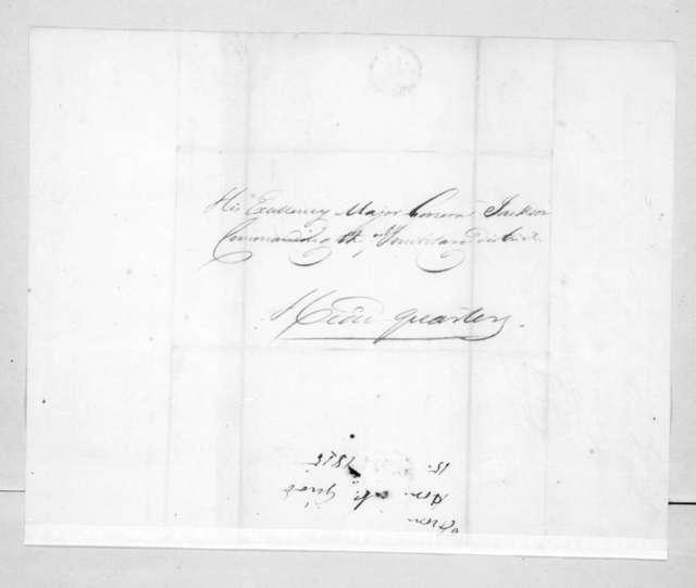 Nicholas Girod to Andrew Jackson, February 18, 1815