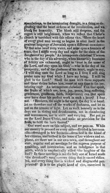 Our sins acknowledged : being a sermon, preached in Lexington, Jan. 12, 1815, the day of the national fast