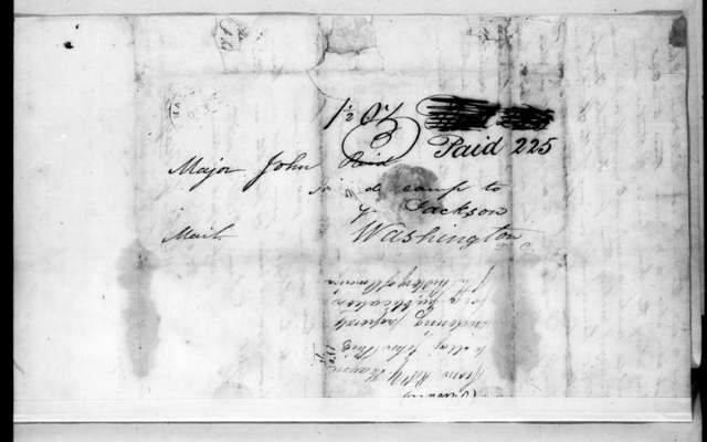 Robert G. Hayne to John Reid, October 15, 1815