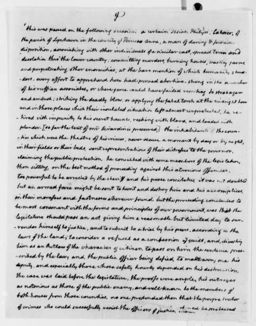 Thomas Jefferson to Louis H. Girardin, March 12, 1815