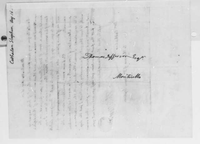 Thomas Jefferson to Stephen Cathalan, Jr., August 16, 1815