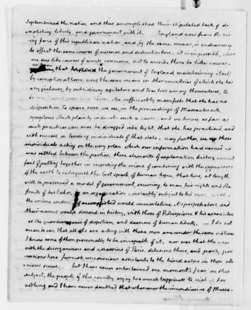 Thomas Jefferson to William Plumer, January 31, 1815