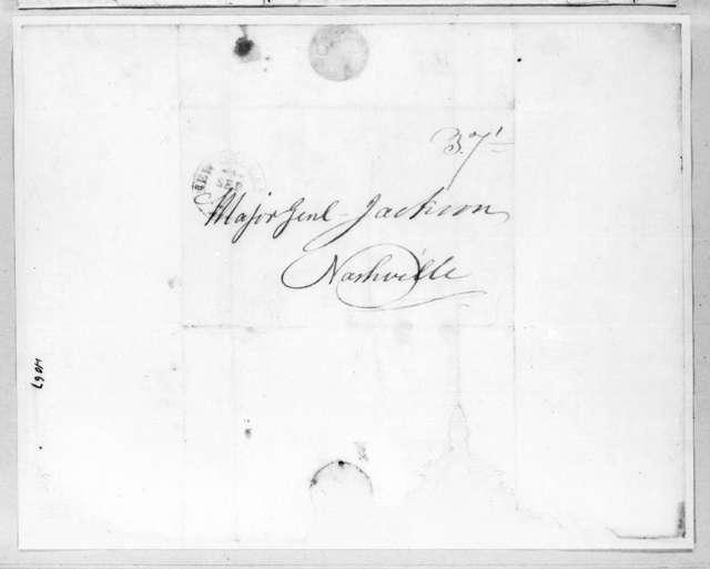 Thomas P. Chapman to Alexander James Dallas, July 31, 1815