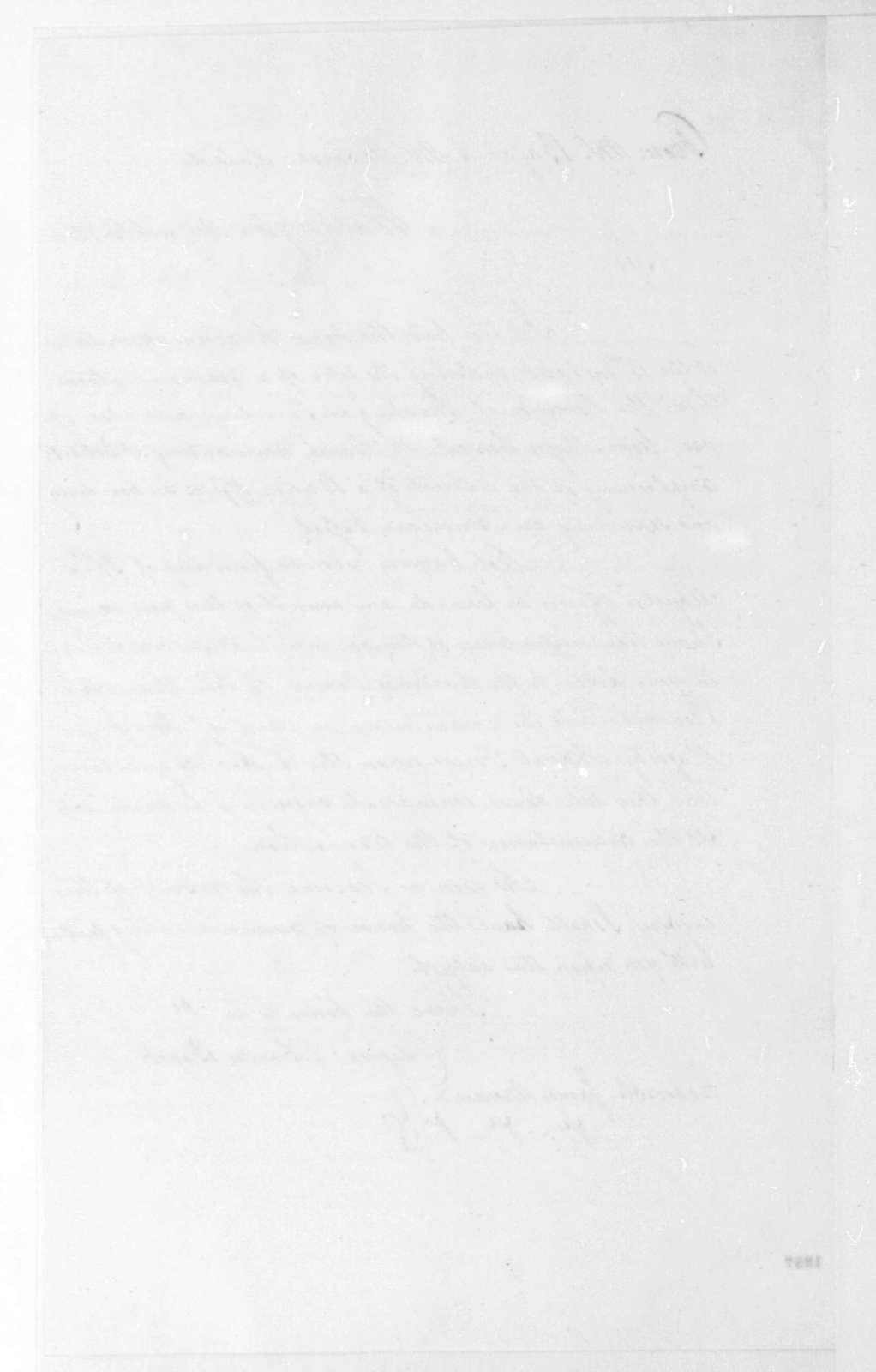 Charles Bagot to James Monroe, August 16, 1816.