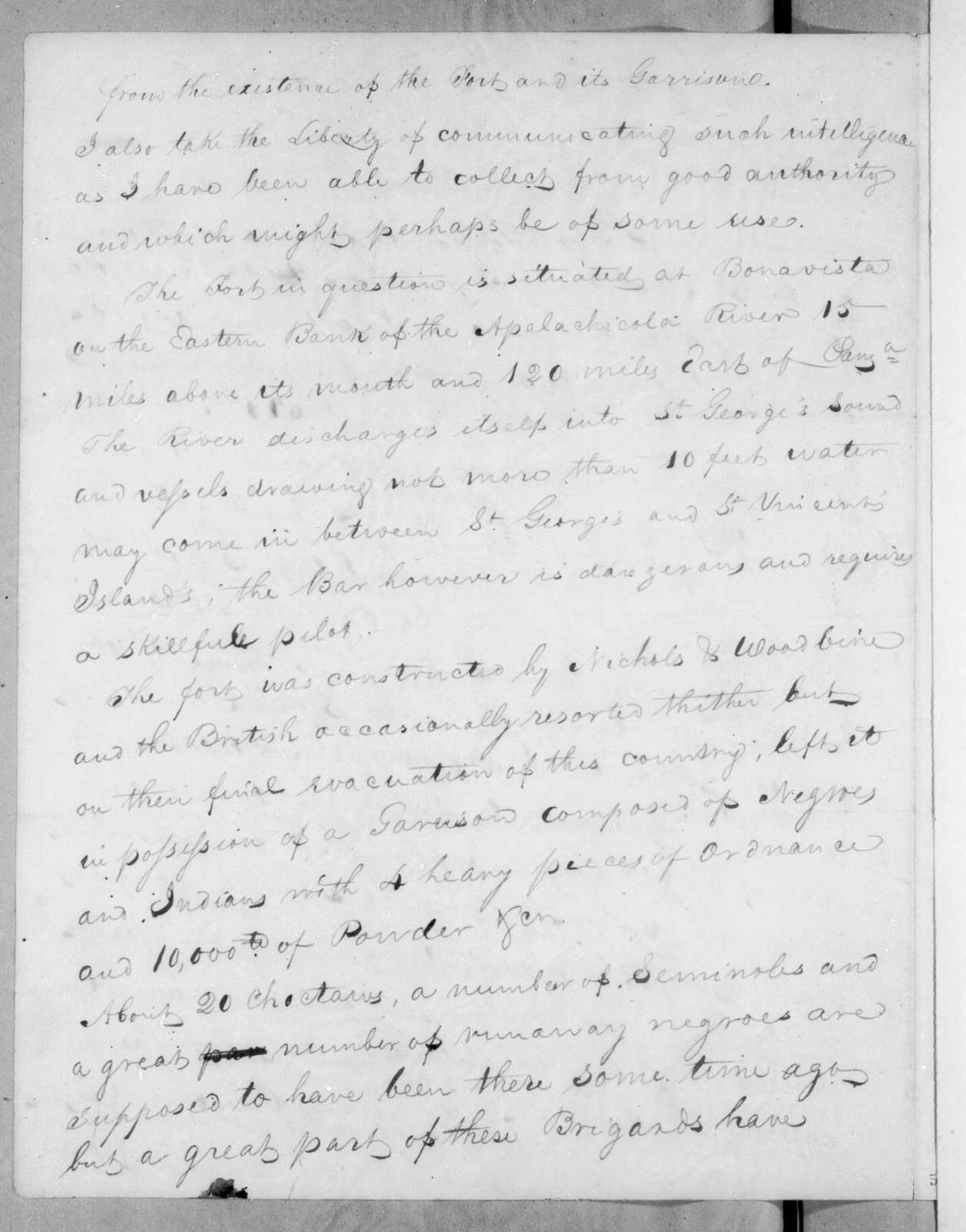 Ferdinand Louis Amelung to Andrew Jackson, June 4, 1816