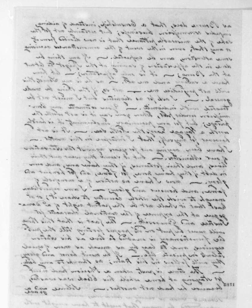 George Joy to Benjamin Joy, January 6, 1816.