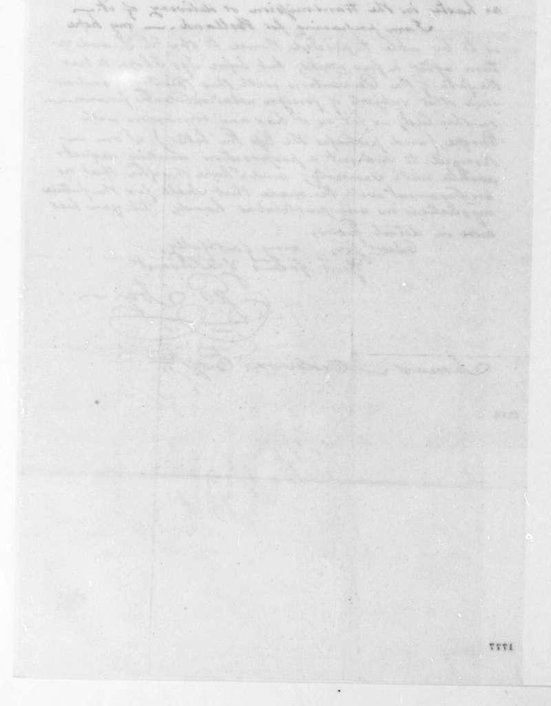 George Joy to James Madison, January 6, 1816.