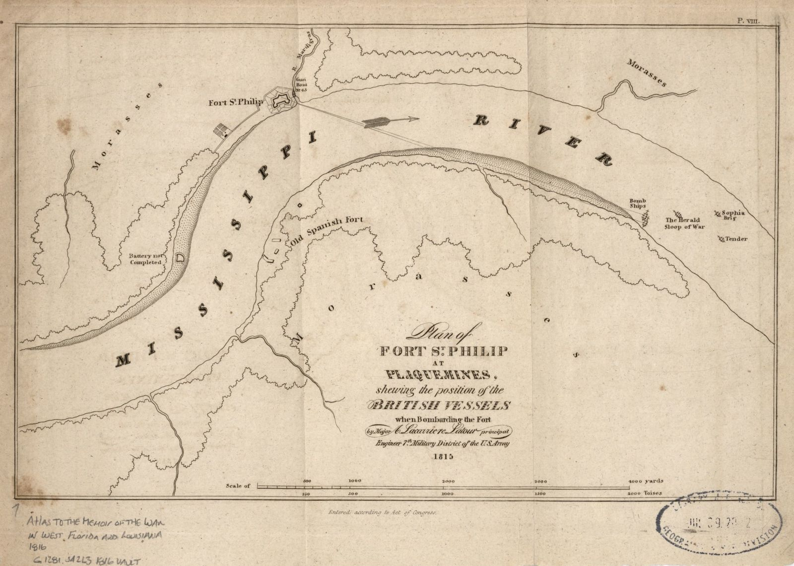 Historical memoir of the war in West Florida and Louisiana in 1814-15 : with an atlas /