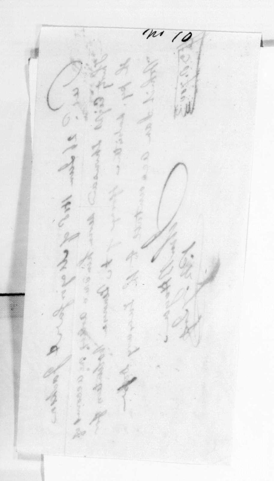 Military Papers - December 18, 1816 - June 30, 1818, Vol. X