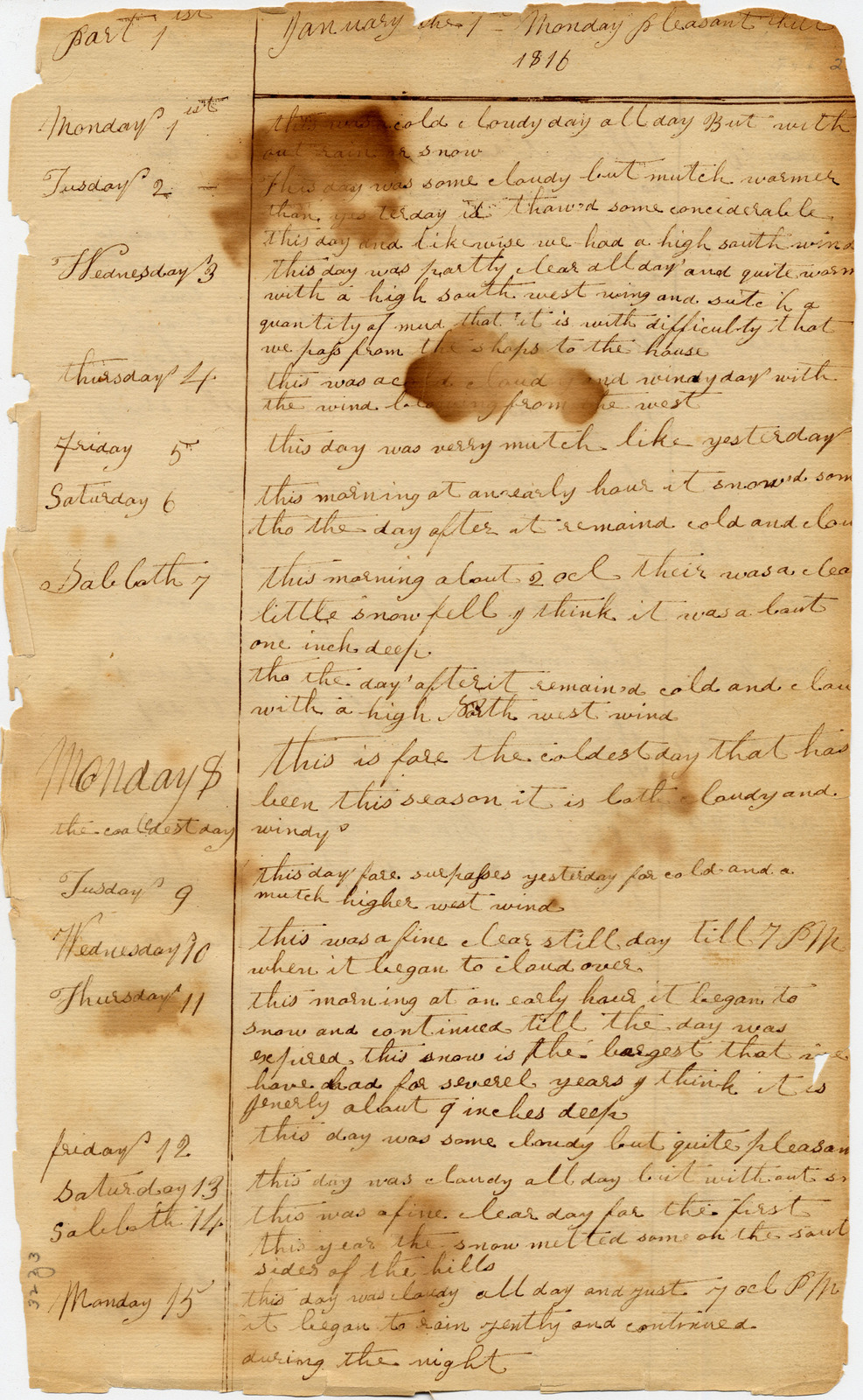 Shakertown Journal