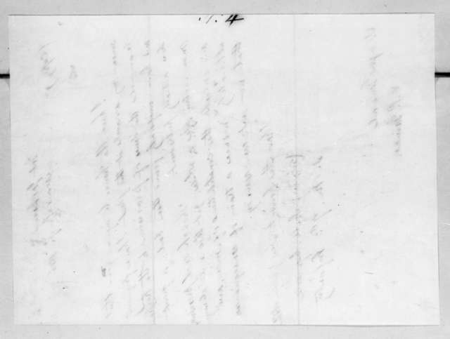 Stephen M. Ingersoll to Edmund Pendleton Gaines, March 9, 1816