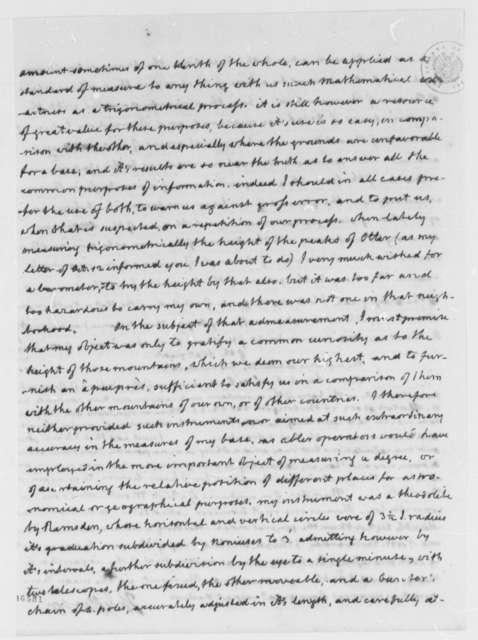 Thomas Jefferson to Alden Partridge, January 2, 1816
