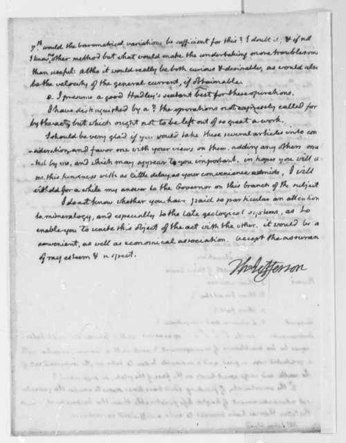 Thomas Jefferson to John Wood, April 1, 1816