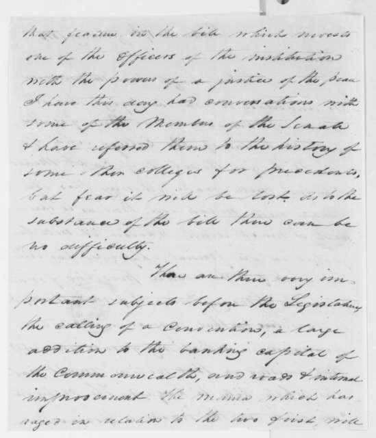 Thomas Walker Maury to Thomas Jefferson, January 17, 1816