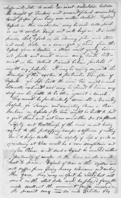 William Annesley to Thomas Jefferson, March 15, 1816