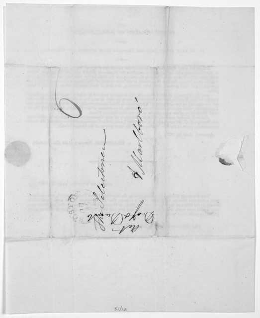 Commonwealth of Massachusetts. In the year of our Lord one thousand eight hundred and seventeen. Resolved, that the selectmen of the several towns, and the assessors of plantations in this Commonwealth, be required to ascertain the number of dea
