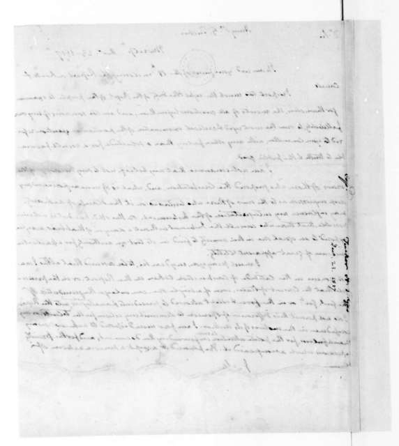 James Madison to Henry St. George Tucker, December 23, 1817.