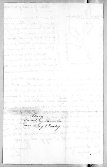 John Donelson, Jr., February 4, 1817
