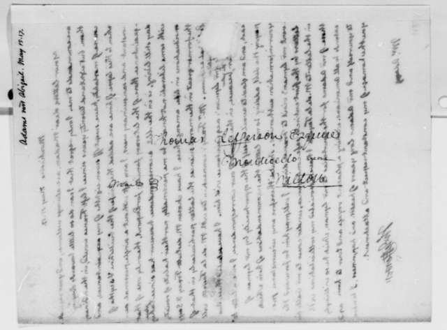 Thomas Jefferson to Abigail Smith Adams, May 15, 1817