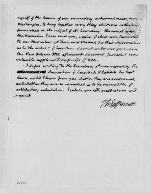 Thomas Jefferson to Peter S. du Ponceau, December 30, 1817