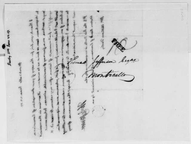 Thomas Jefferson to William Darby, June 22, 1817