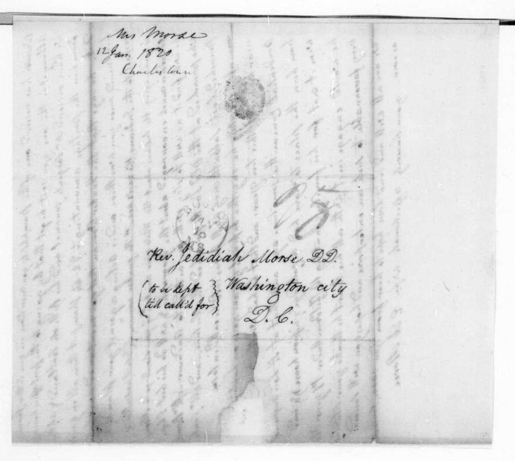 Bound volume---30 December 1818-12 February 1820