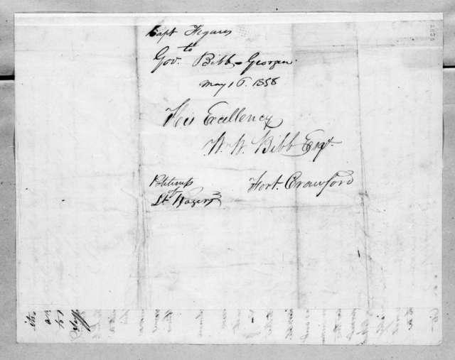 Thomas Figures to William Wyatt Bibb, May 16, 1818