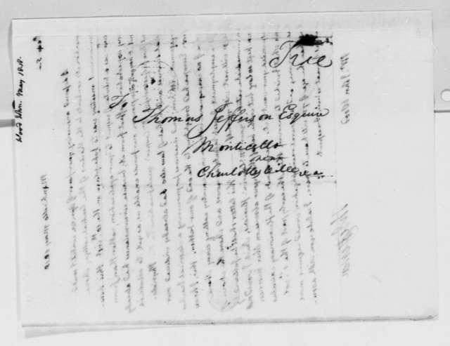Thomas Jefferson to John Wood, May 18, 1818