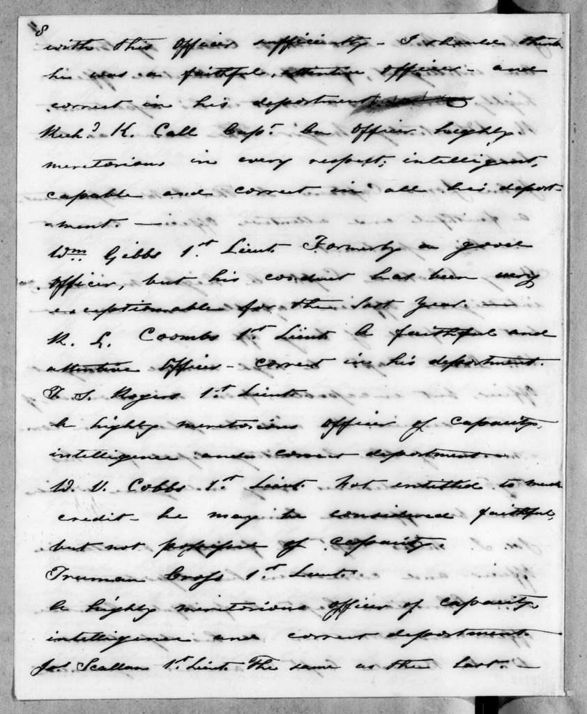 Eleazar Wheelock Ripley to Andrew Jackson, April 8, 1819