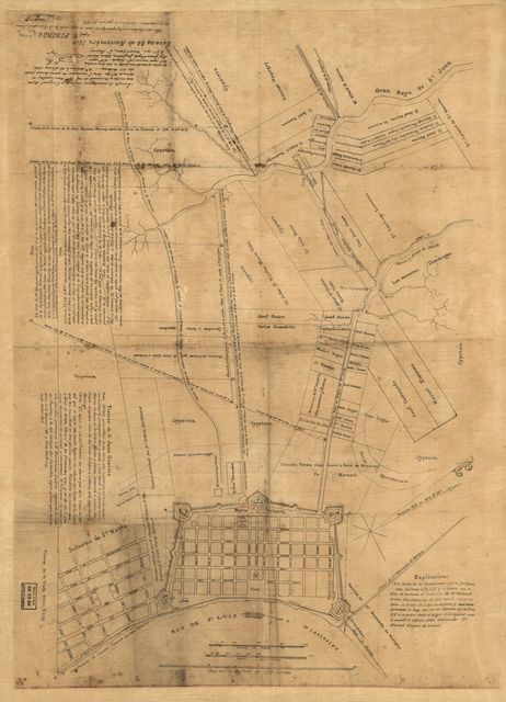 [Map of New Orleans and vicinity] /
