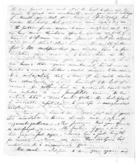 Samuel Swartwout to Andrew Jackson, April 26, 1819