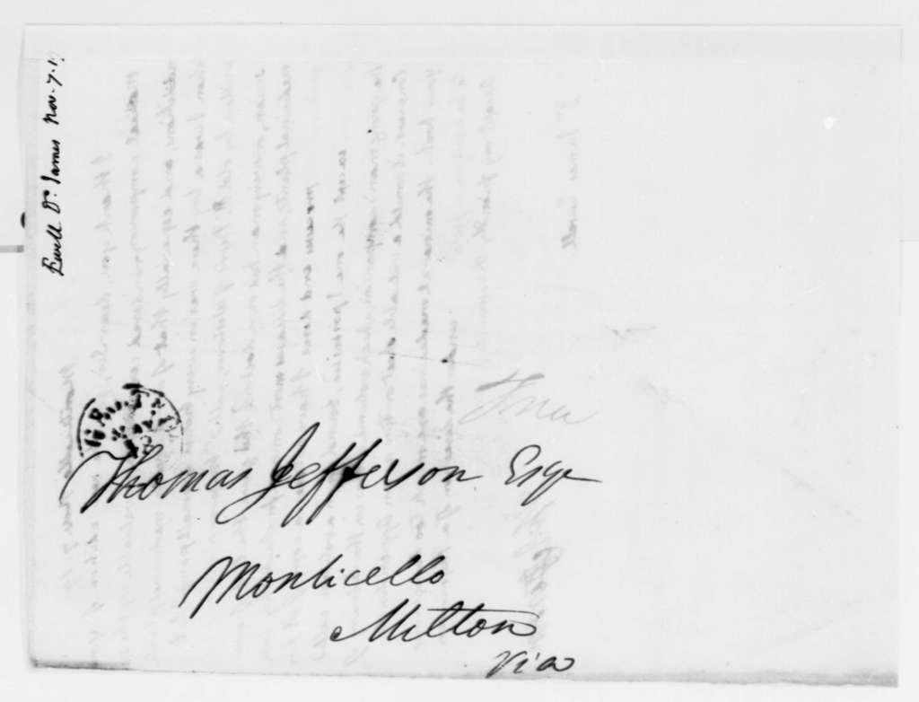 Thomas Jefferson to James Ewell, November 7, 1819