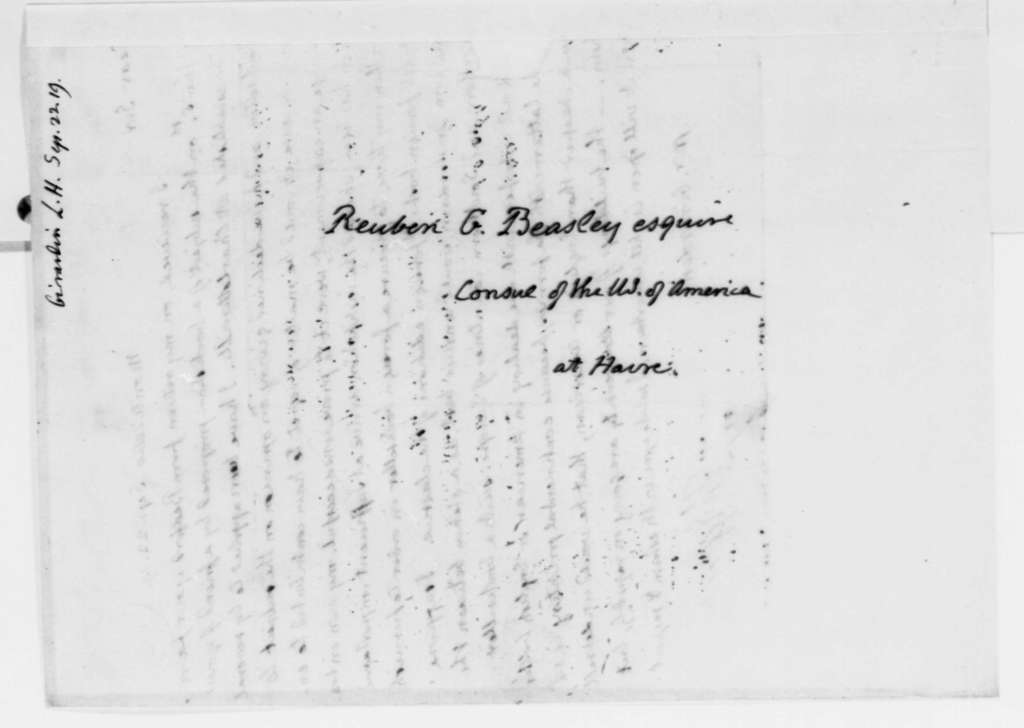 Thomas Jefferson to Louis H. Girardin, September 22, 1819