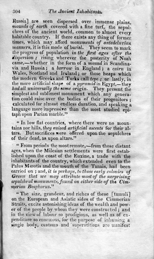 Travels through the western country in the summer of 1816 : including notices of the natural history, antiquities, topography, agriculture, commerce and manufactures ; with a map of the Wabash country, now settling
