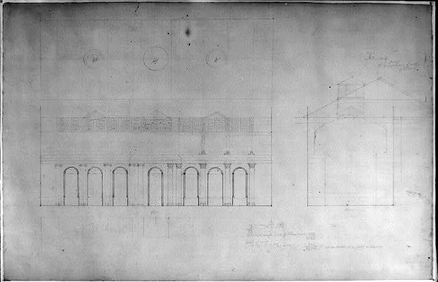 [United States Capitol, Washington, D.C. Library of Congress - variant scheme B]