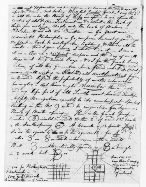 Edward Postlethwayt Page to Thomas Jefferson, May 10, 1820
