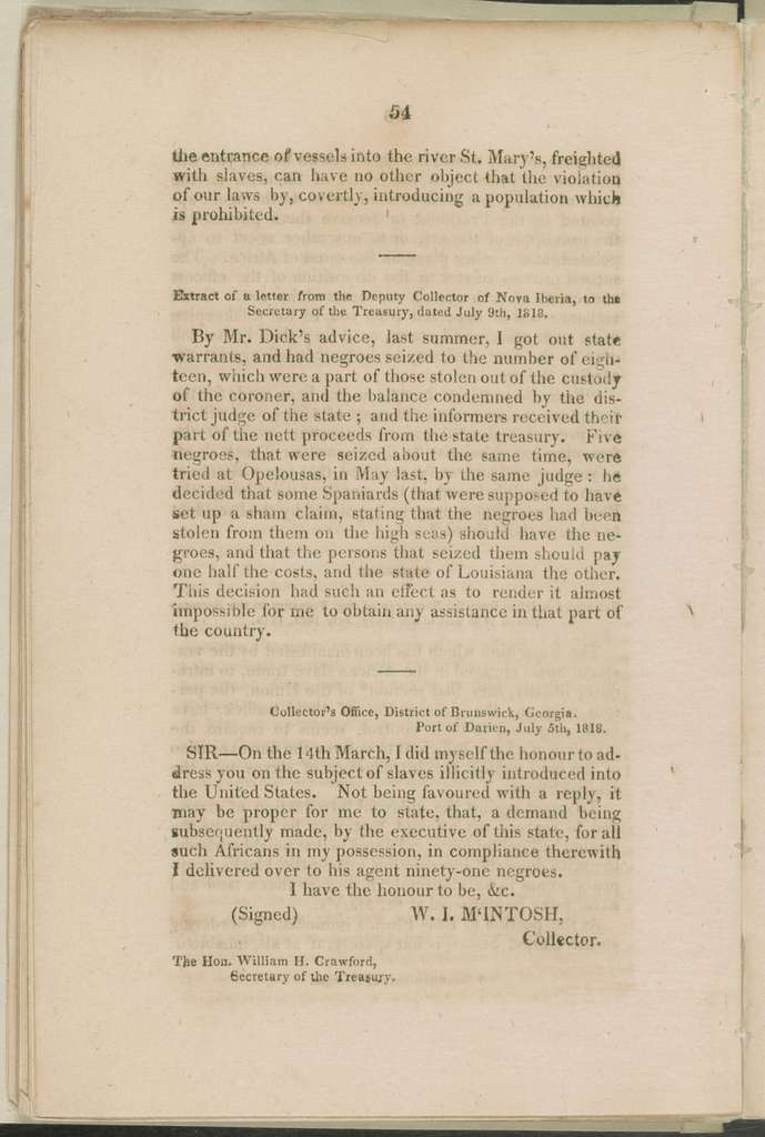 The third annual report of the American Society for Colonizing the Free People of Colour of the United States : with an appendix