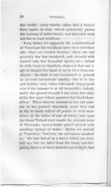 A visit to North America and the English settlements in Illinois : with a winter residence at Philadelphia ...