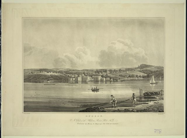 Hudson / painted by W.G. Wall ; engraved by I. Hill.