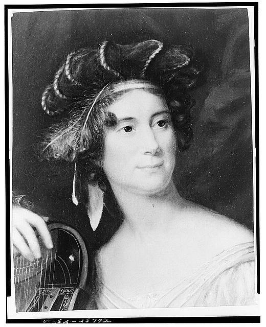 Louisa Catherine Johnson Adams, wife of President John Q. Adams