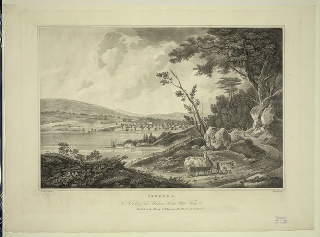 Newburgh / painted by W.G. Wall ; engraved by I. Hill.