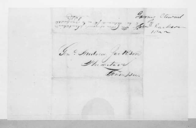 James Stewart & Co to Andrew Jackson, December 17, 1822