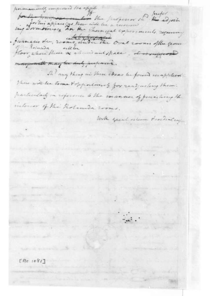 James Madison to Joseph C. Cabell, May 10, 1823.