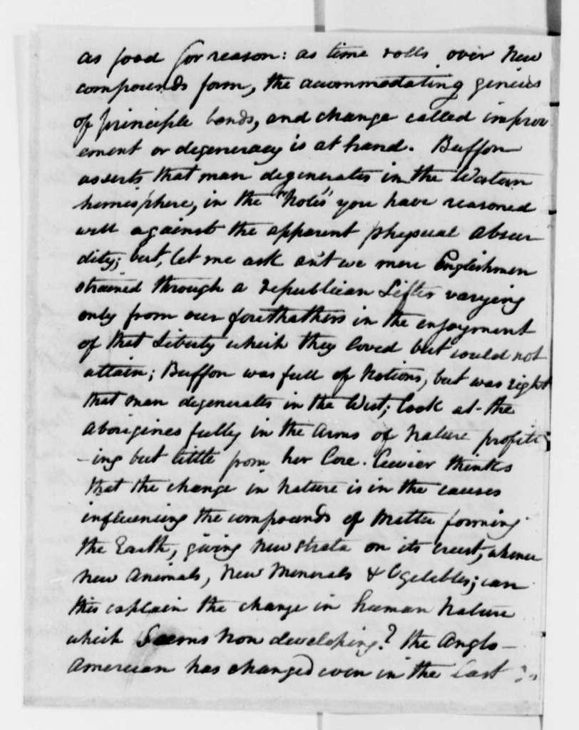 James W. Wallace to Thomas Jefferson, April 25, 1823